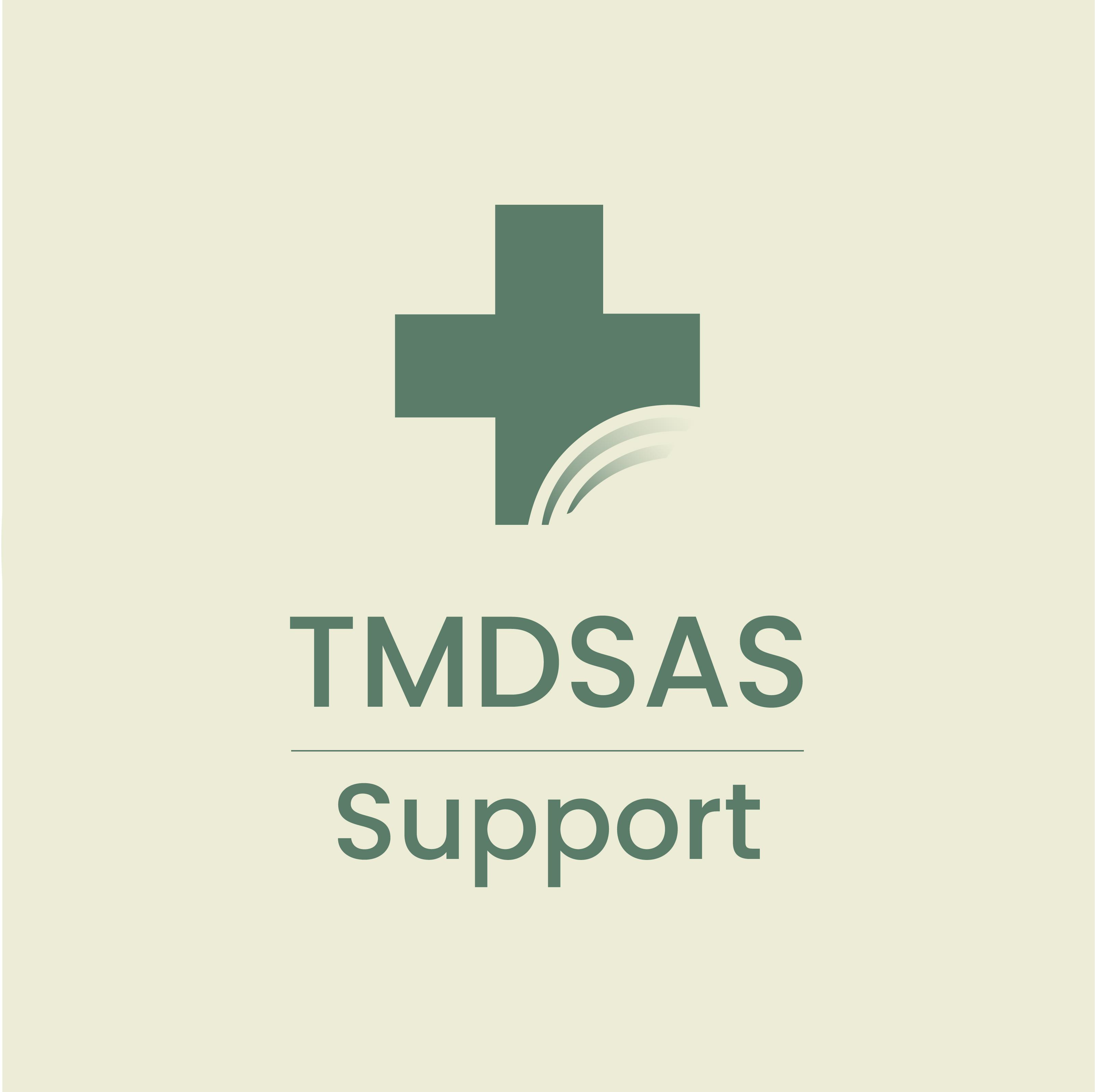 TMDSAS Support