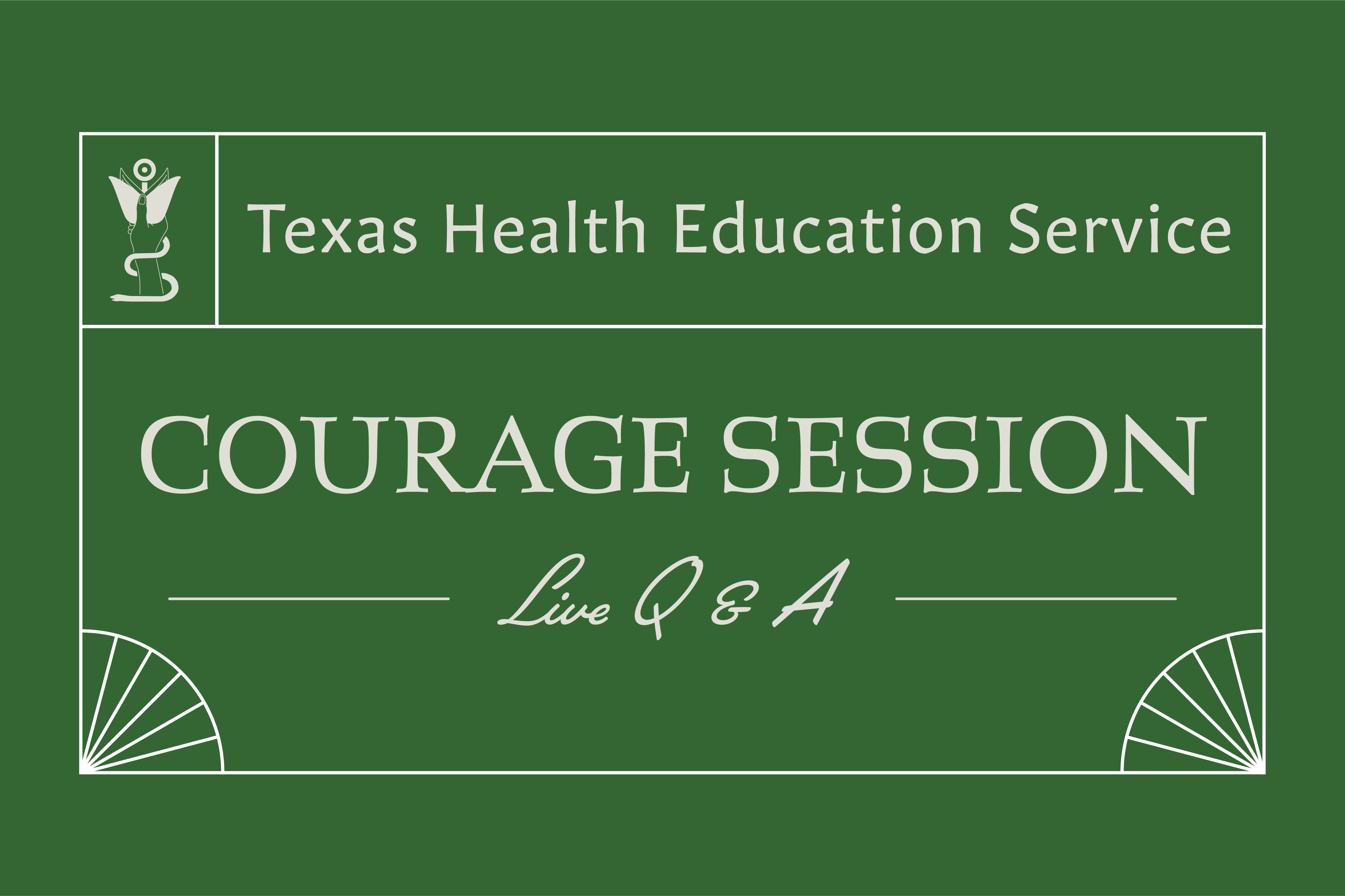 Courage Session Logo