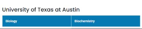 screenshot of UT Austin course listing