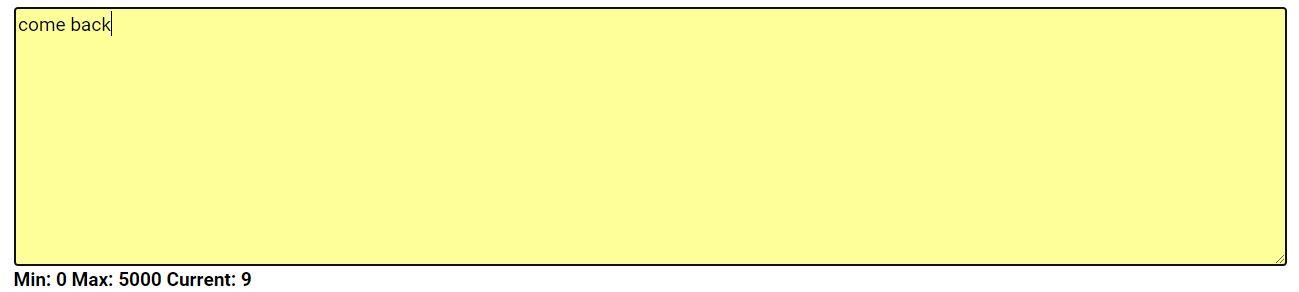 text placeholder error